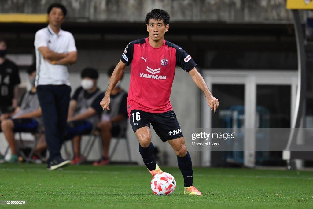 Vegalta Sendai v Cerezo Osaka - J.League YBC Levain Cup Group B : ニュース写真