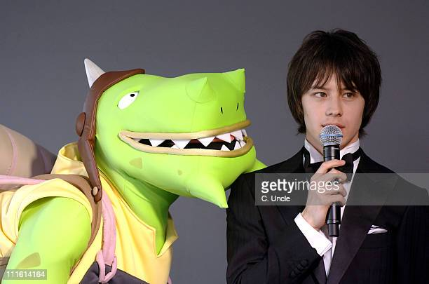 Eiji Wentz during 2006 Cannes Film Festival Fuji Television Party at Majestic Beach in Cannes France