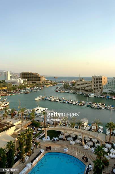 eilat - vertical stock pictures, royalty-free photos & images