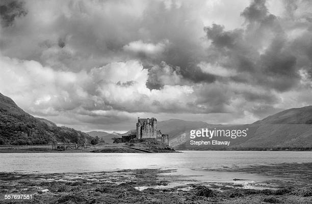 Eilean Donan Castle, Scotland. UK 2015