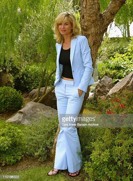 Eileen Davidson during 44th Monte Carlo Television Festival 'The Young and The Restless' Photocall at Japanese Gardens in Monte Carlo Monaco
