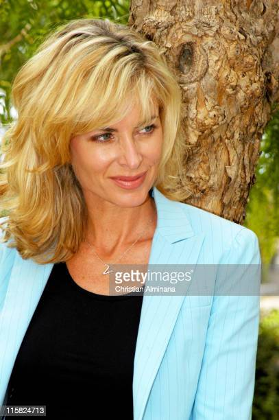 Eileen Davidson during 44th Monte Carlo Television Festival 'The Young And The Restless' Photcall at Casino in Monte Carlo Monaco