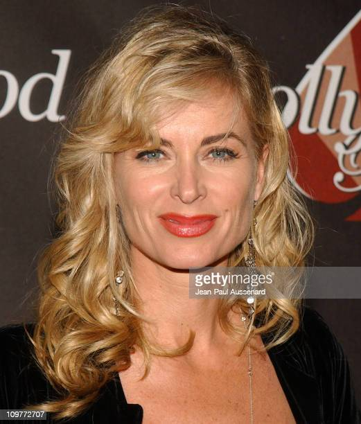 Eileen Davidson during Hollywoodpokercom 1st Anniversary Party Arrivals at Montmartre Lounge in Hollywood California United States