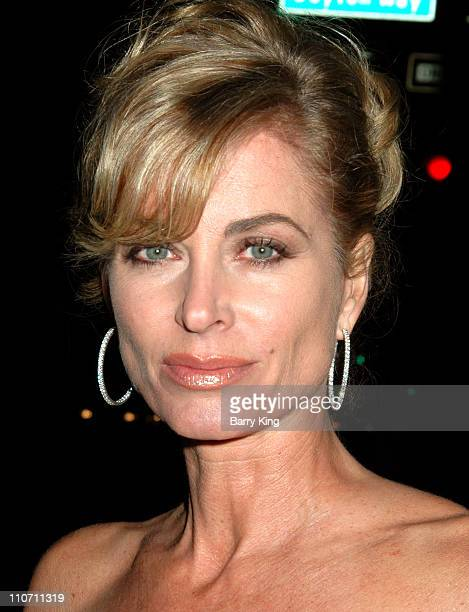 Eileen Davidson during 'The Bold and the Beautiful' 20th Anniversary Gala Arrivals at Two Rodeo in Beverly Hills California United States