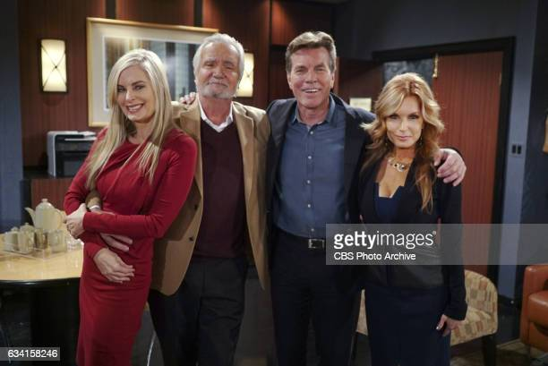 Eileen Davidson John McCook Peter Bergman and Tracey Bregman on The Young and the Restless THE YOUNG THE YOUNG AND THE RESTLESS Airs Weekdays on the...