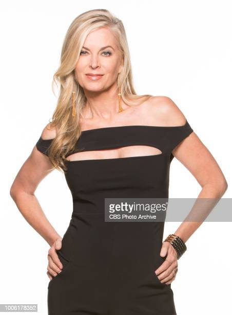 Eileen Davidson plays Ashley Abbott on THE YOUNG THE RESTLESS