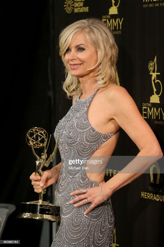 45th Annual Daytime Emmy Awards - Press Room : News Photo