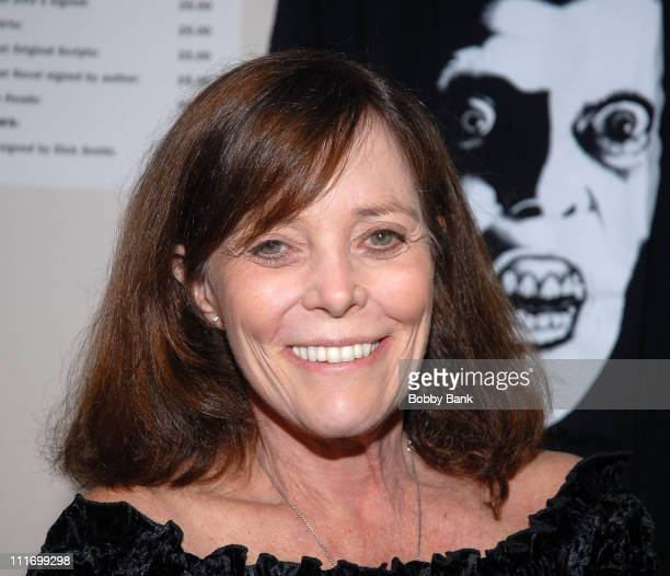 Eileen Dietz of The Exorcist appears at the National Big Apple Comic Expo at Penn Plaza Pavilion on November 17 2007 in New York City