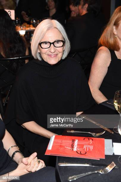 Eileen Fisher attends the 69th Annual Parsons Benefit at Pier 60 on May 22, 2017 in New York City.