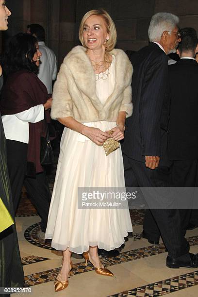 Eileen GuggenheimWilkinson attends MUSEUM OF THE MOVING IMAGE SALUTES TOM CRUISE at Cipriani 42nd Street on November 6 2007 in New York City