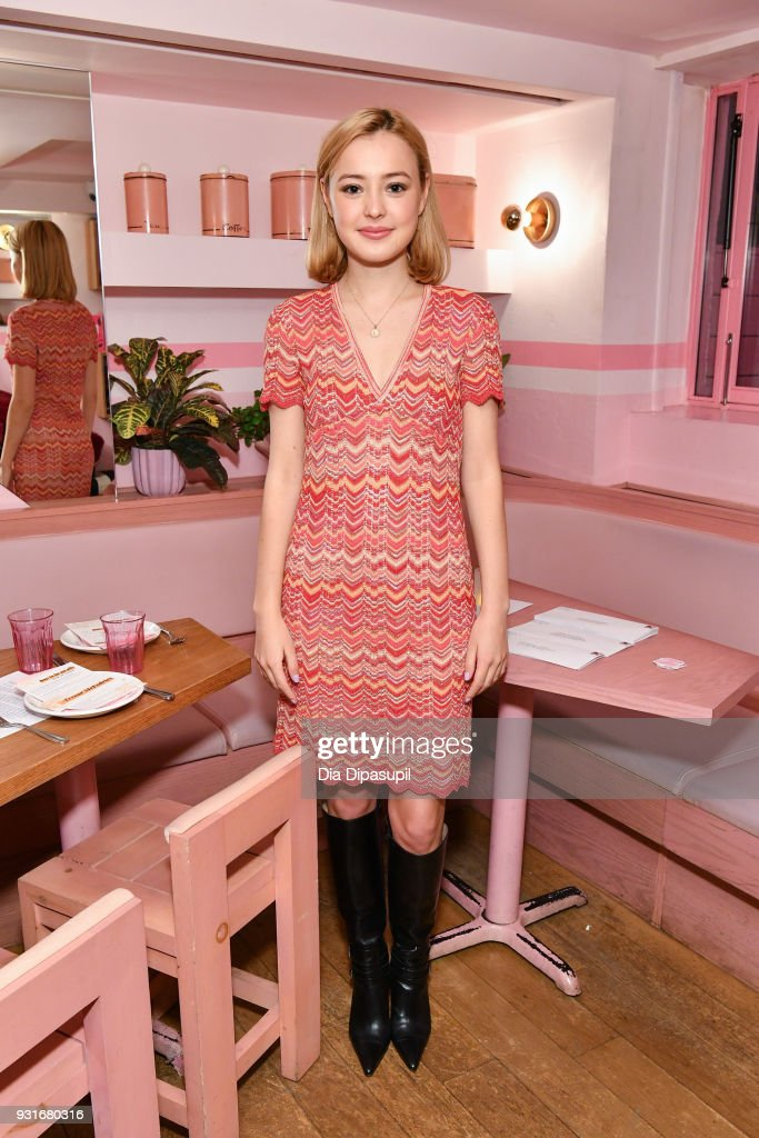 Eileen Kelly attends the Trans Awareness Dinner at Pietro Nolita on March 13, 2018 in New York City.
