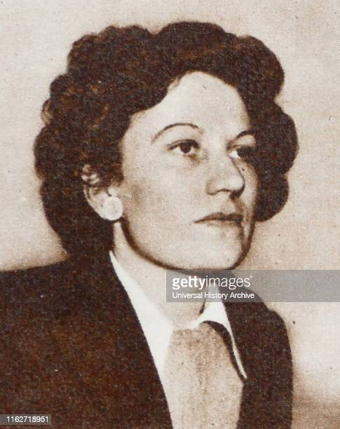 Eileen Mary 'Didi' Nearne MBE Croix de Guerre member of the UK's Special Operations Executive during World War II She served in occupied France as a...