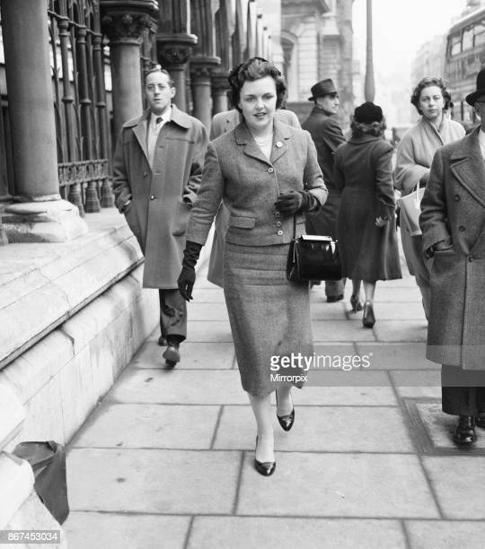 Eileen Parker wife of Lieutenant Commander Michael Parker a friend and former Private Secretary to Prince Philip The Duke of Edinburgh obtains a...