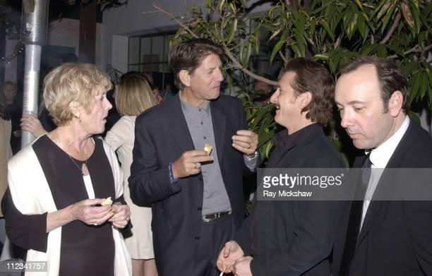 Eileen Ryan Penn Peter Coyote Sean Penn and Kevin Spacey