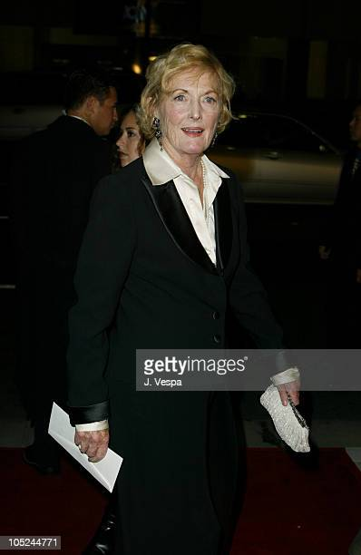 Eileen Ryan Sean Penn's mother during 21 Grams Premiere Red Carpet at Academy of Motion Pictures Arts and Sciences in Beverly Hills California United...