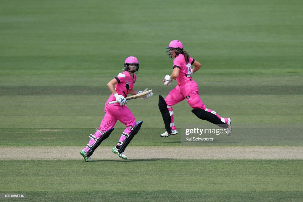Women's T20 Super Smash - Canterbury Magicians v Northern Spirit : News Photo