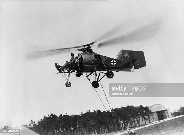 Ein Flettner FL282 Kolibrium 1944