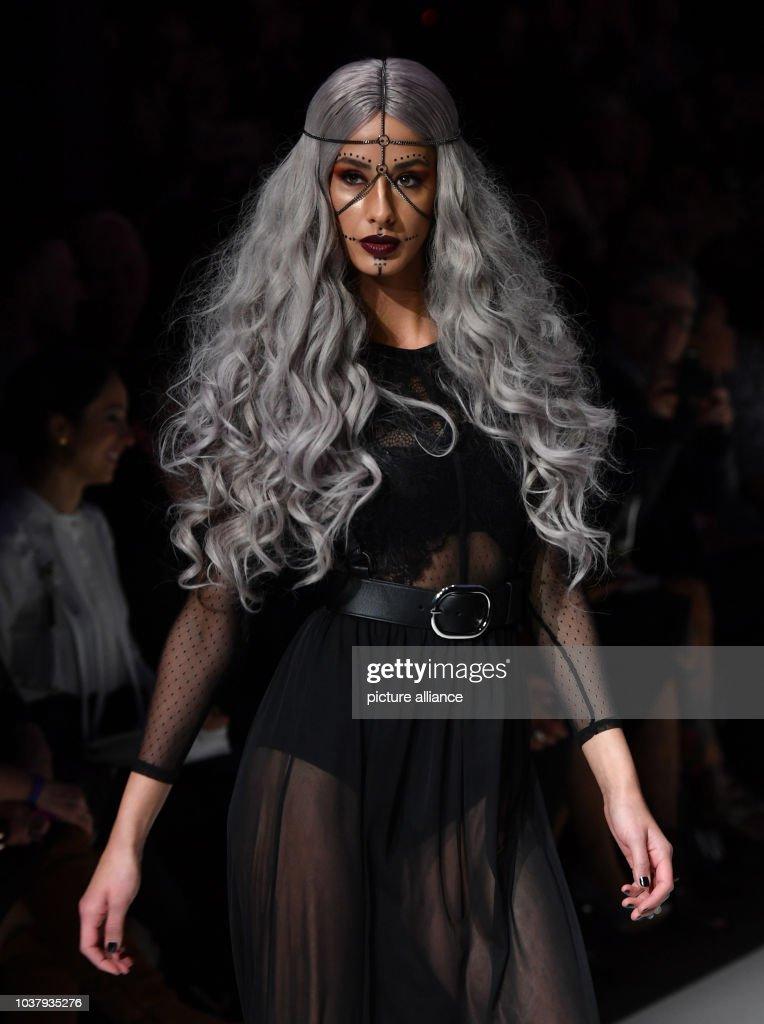 Fashion Week Berlin - Maybelline : Photo d'actualité