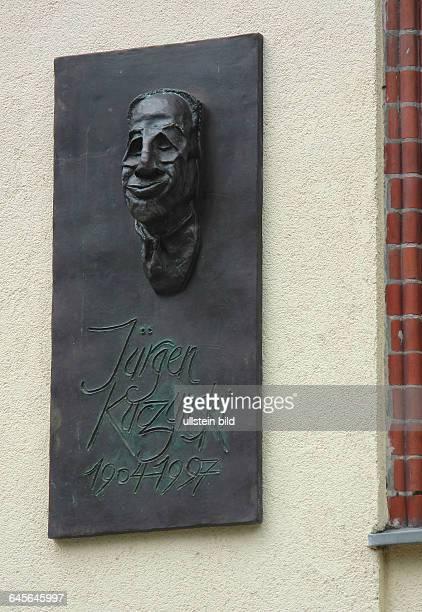 Eine kleine Parkanlage in Weissensee an der Pistoriusstrasse erhaelt nunnach fast zehn Jahre nach dem Tod des DDRWissenschaftler Historikerund...