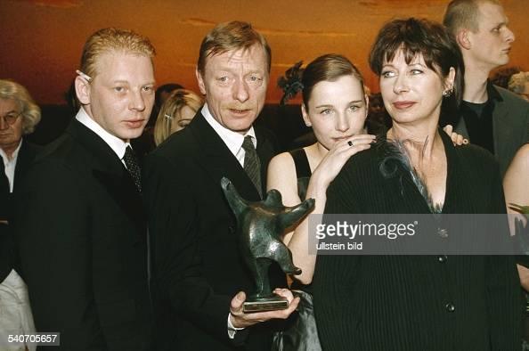 Meret Becker Familie