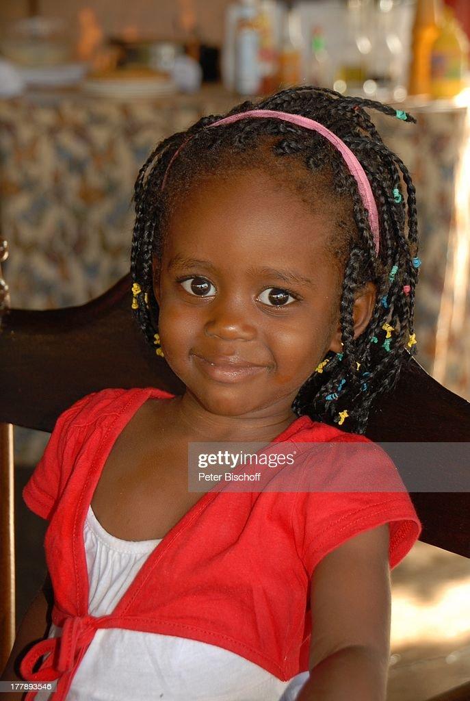 Nairobi Mädchen