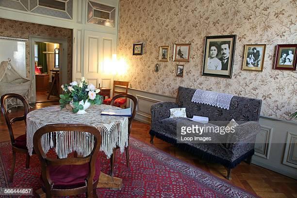 Einstein Haus which is the apartment where Einstein lived from 1903 until 1905 in Bern