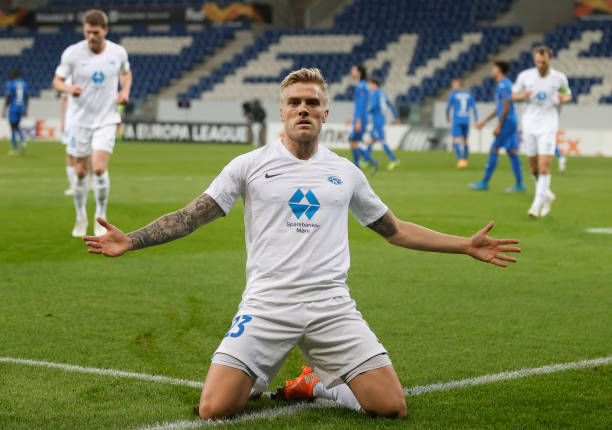 DEU: 1899 Hoffenheim v Molde FK  - UEFA Europa League Round Of 32 Leg Two