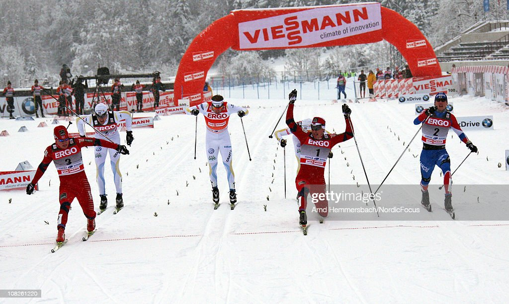 FIS World Cup Cross Country - Men's Sprint : News Photo