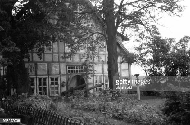 Eisenach in Thüringen Auf der Wartburg 1969 Reinhard Kaufhold Technische Qualität bedingt durch historische Vorlage