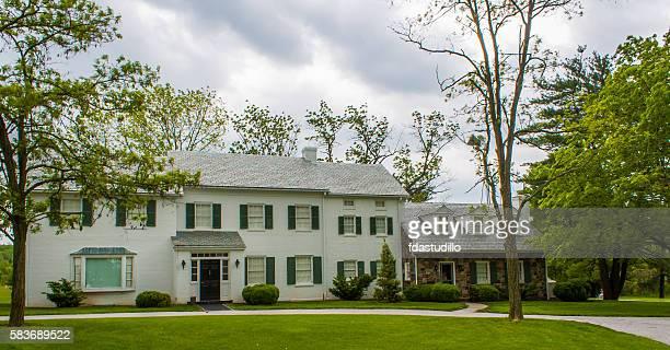 Eisenhower National Historic Site-Pennsylvanie