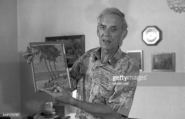 Eisenhuettenstadt MfS kidnappte gefluechteten Offizier Hauptmann Thraene fluechtete 1962 in den Westen Zehn Tage spaeter entfuehrten ihn Agenten des...