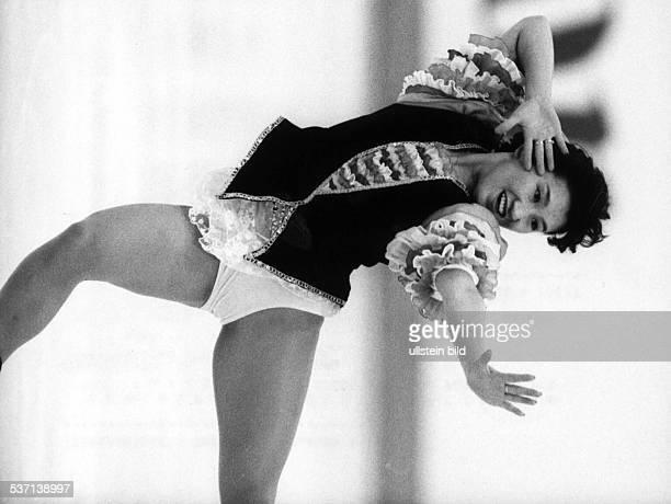 Eiskunstläuferin Japan 1991