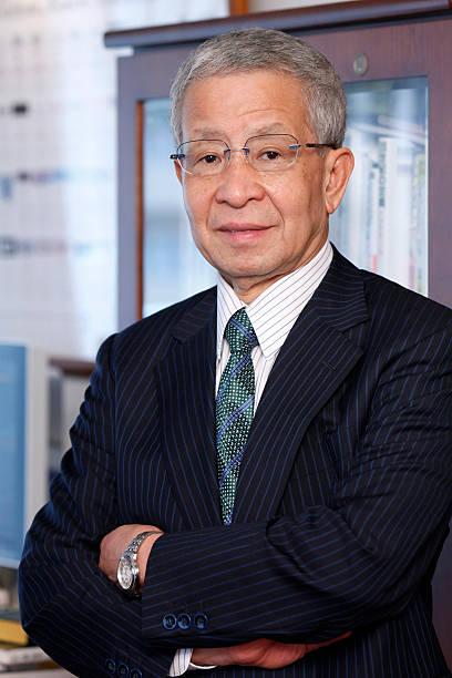 aoyama gakuin university professor eisuke sakakibara interviewの写真