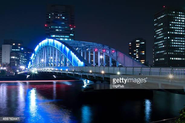 eitai bridge - 永代橋 ストックフォトと画像