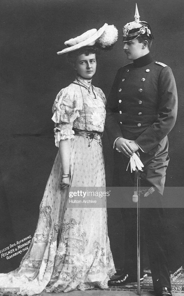 Royal Couple : News Photo
