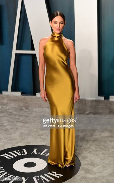 Eiza Gonzalez attending the Vanity Fair Oscar Party held at the Wallis Annenberg Center for the Performing Arts in Beverly Hills Los Angeles...