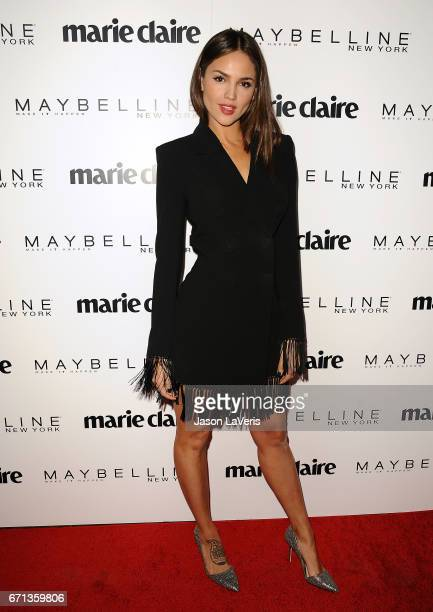 Eiza Gonzalez attends Marie Claire's Fresh Faces event at Doheny Room on April 21 2017 in West Hollywood California