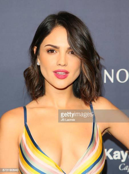 Eiza Gonzalez attends the 2017 Baby2Baby Gala on November 11 2017 in Los Angeles California