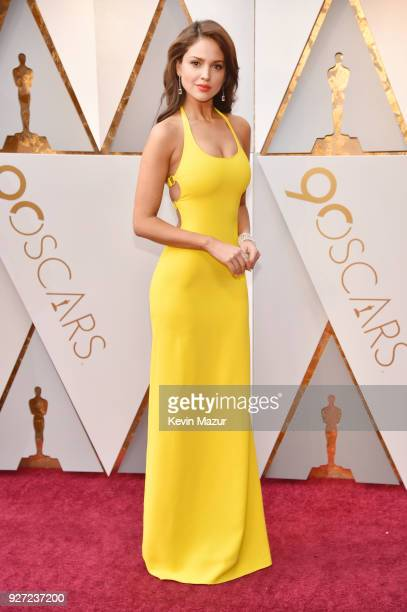 Eiza Gonzalez attends the 90th Annual Academy Awards at Hollywood & Highland Center on March 4, 2018 in Hollywood, California.