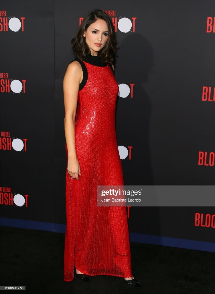 "Premiere Of Sony Pictures' ""Bloodshot"" - Arrivals : News Photo"