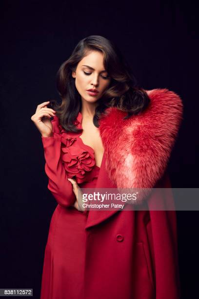 Eiza Gonzalez is photographed for The Hollywood Reporter on June 12 2017 in West Hollywood California