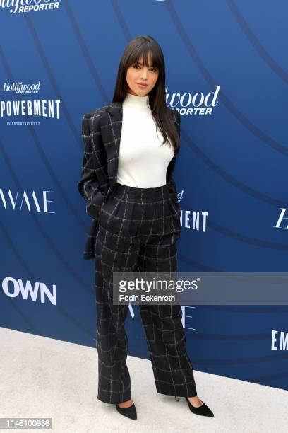 Eiza González attends The Hollywood Reporter's Empowerment In Entertainment Event 2019 at Milk Studios on April 30, 2019 in Hollywood, California.