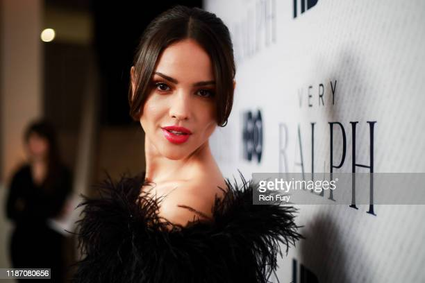 Eiza González attends the premiere of HBO Documentary Film Very Ralph at The Paley Center for Media on November 11 2019 in Beverly Hills California