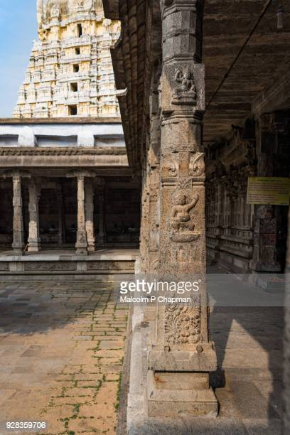 Ekambaranathar Temple, dedicated to Lord Shiva, Kanchipuram, near Chennai, Tamil Nadu, India