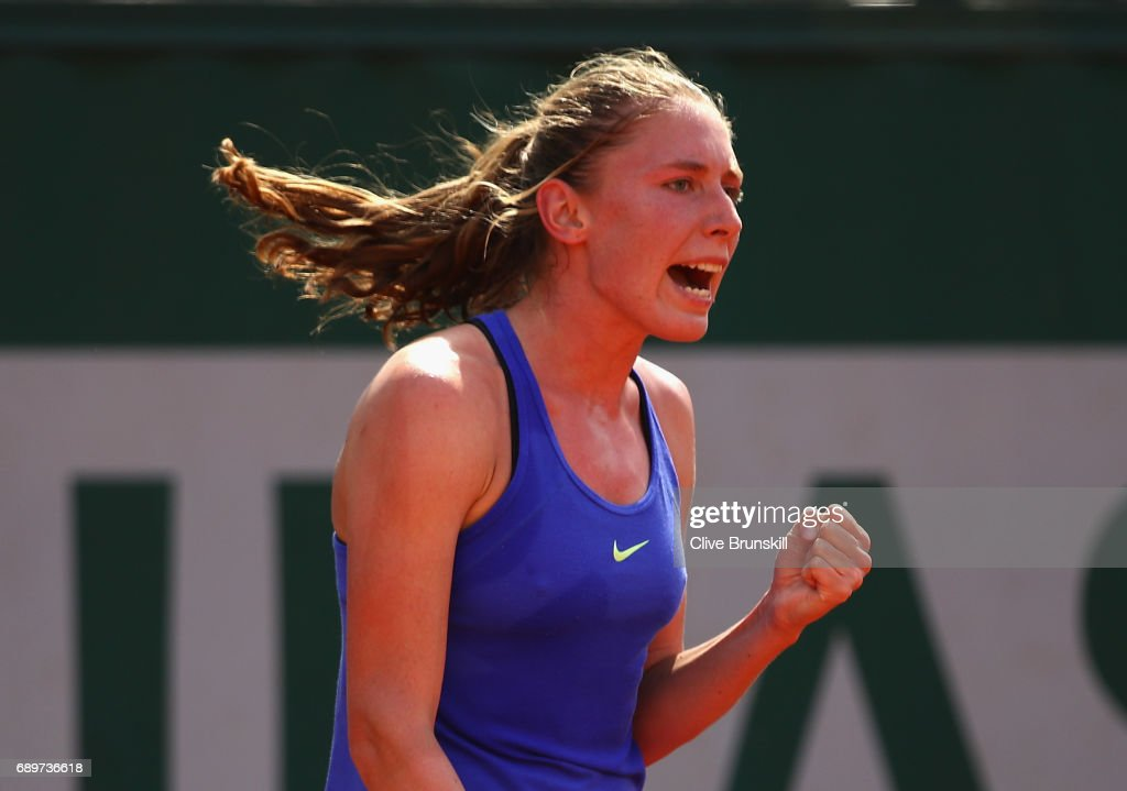 2017 French Open - Day Two : News Photo