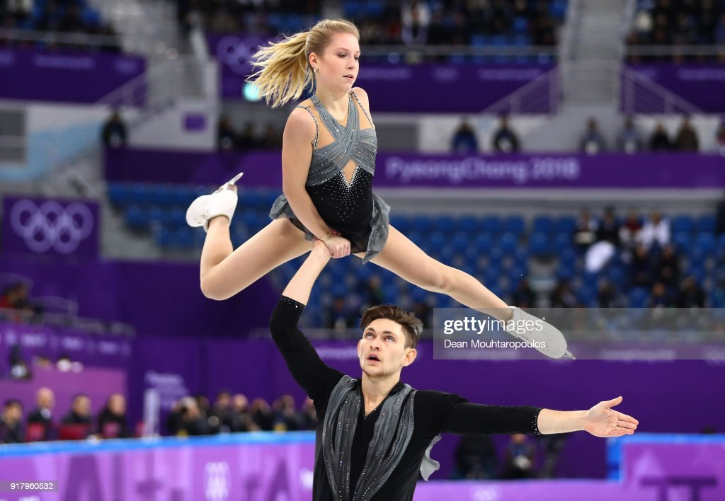 Figure Skating - Winter Olympics Day 5 : News Photo