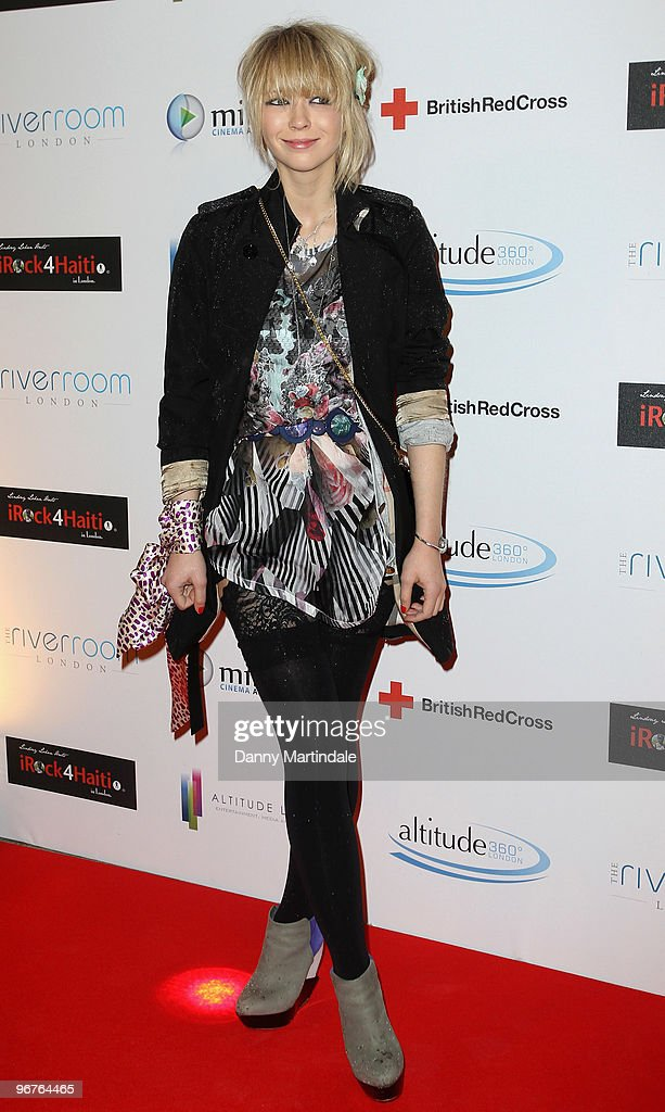 Ekaterina Ivanova attends a screening party for The Brit Awards 2010 at Altitude on February 16, 2010 in London, England.