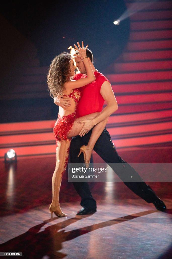 """DEU: """"Let's Dance"""" 7th Show"""