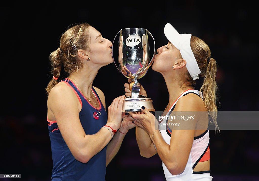 BNP Paribas WTA Finals: Singapore 2016 - Day Eight