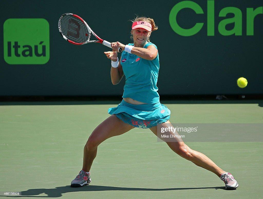 Miami Open Tennis - Day 8 : News Photo